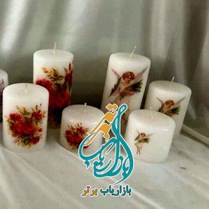 کار خانگی با شمع سازی